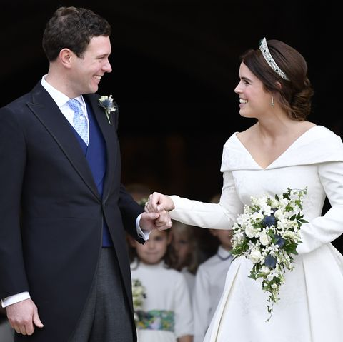 Official Royal Wedding Pictures.Princess Eugenie S Official Royal Wedding Portraits Are Here