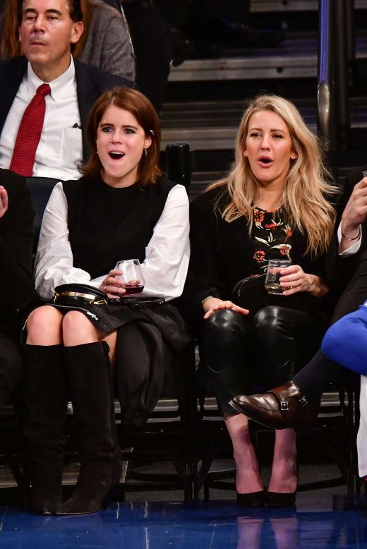 Princess Eugenie's famous friends