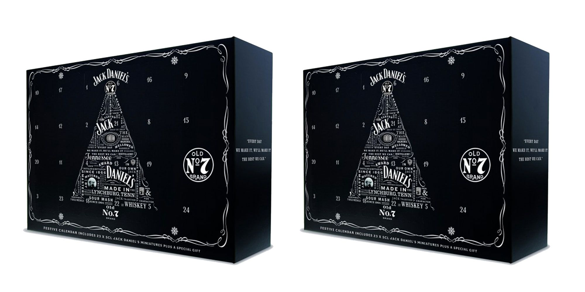 Attention Whiskey Lovers: Jack Daniels Is Creating Its Own Advent ...