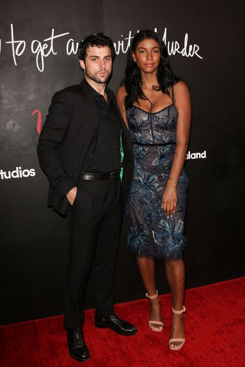 """Premiere Of ABC's """"How To Get Away With Murder' Series Finale - Arrivals"""