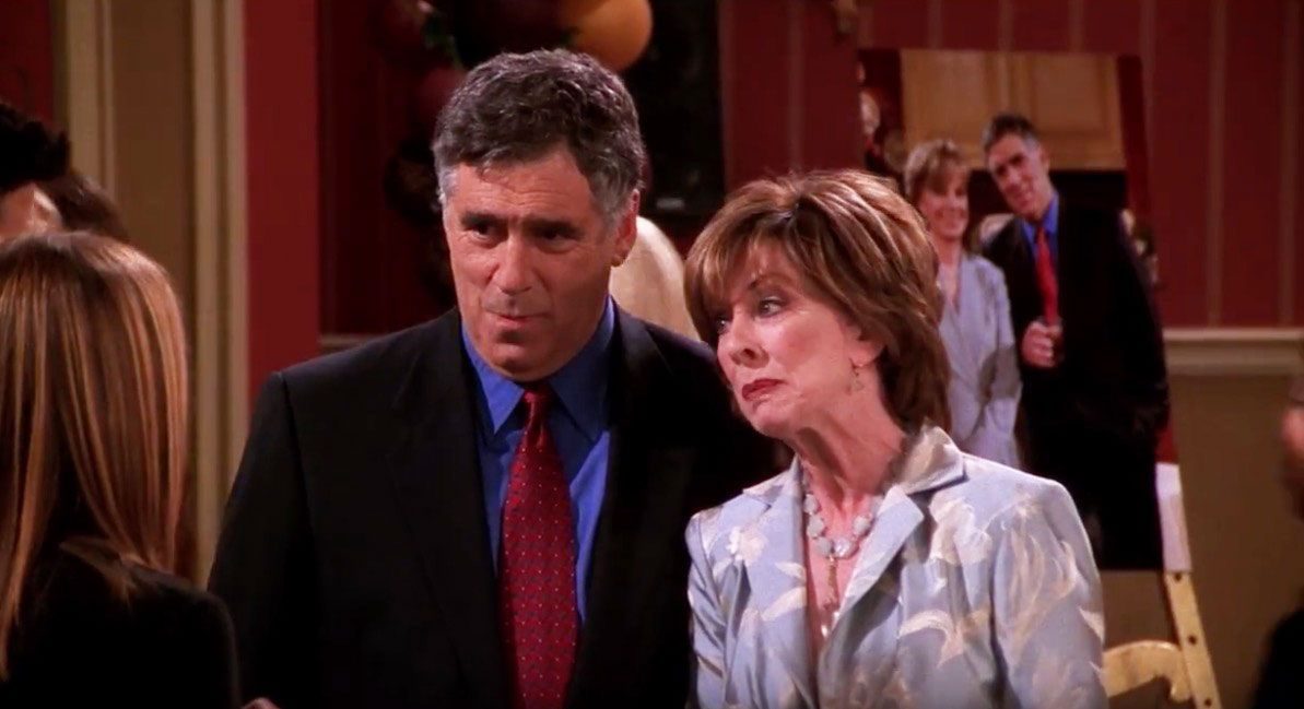 Friends replaced Jack Geller with a terrible stand-in and thought we'd never notice