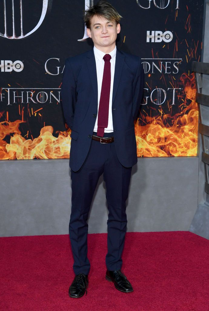 Jack Gleeson (Joffrey Baratheon