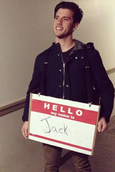 jack in the box pun halloween costume