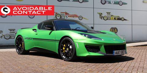 Land vehicle, Vehicle, Car, Sports car, Supercar, Lotus evora, Green, Motor vehicle, Performance car, Automotive design,
