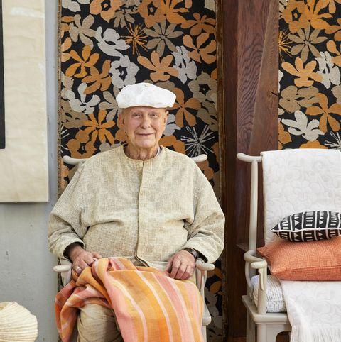 textile designer jack lenor larsen