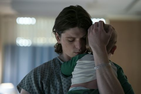 jack mulhern as dylan in hbo's mare of easttown