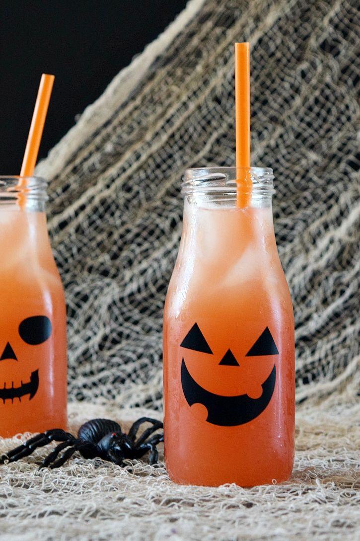 jack o lantern cocktails