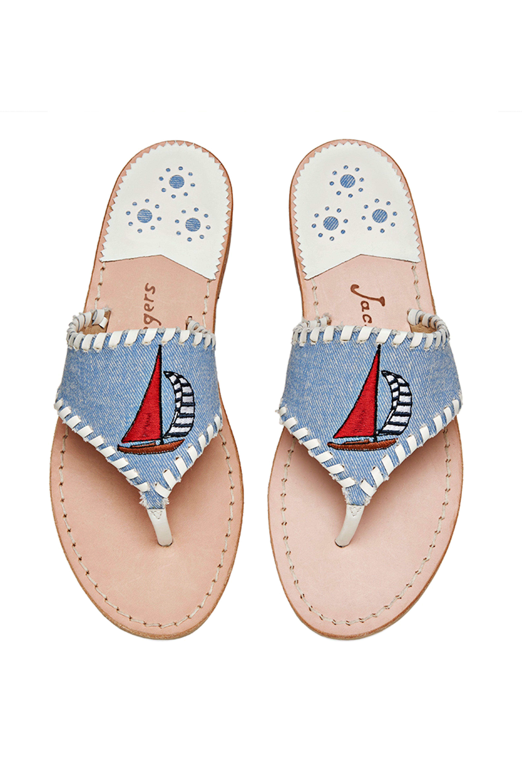 jack rogers sailboat sandal