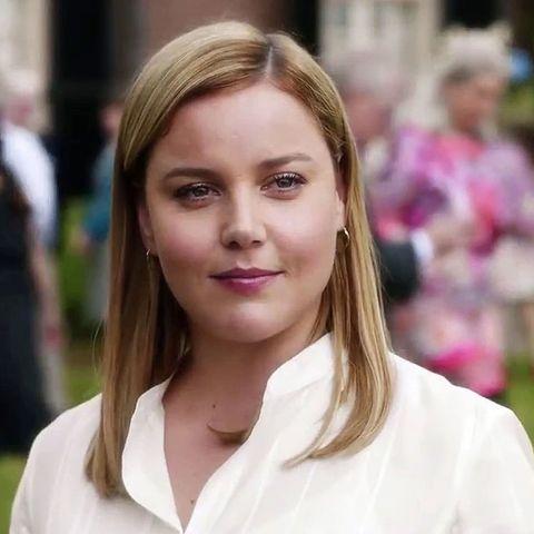 Jack Ryan Season 2 Where Is Abbie Cornish