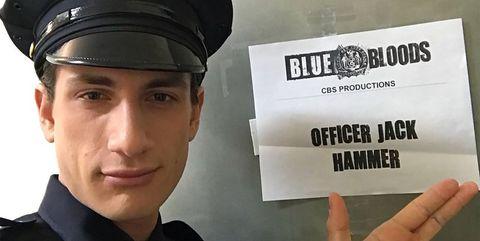 jack schlossberg blue bloods