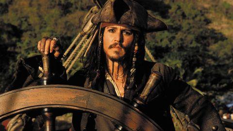 Jack Sparrow capitan