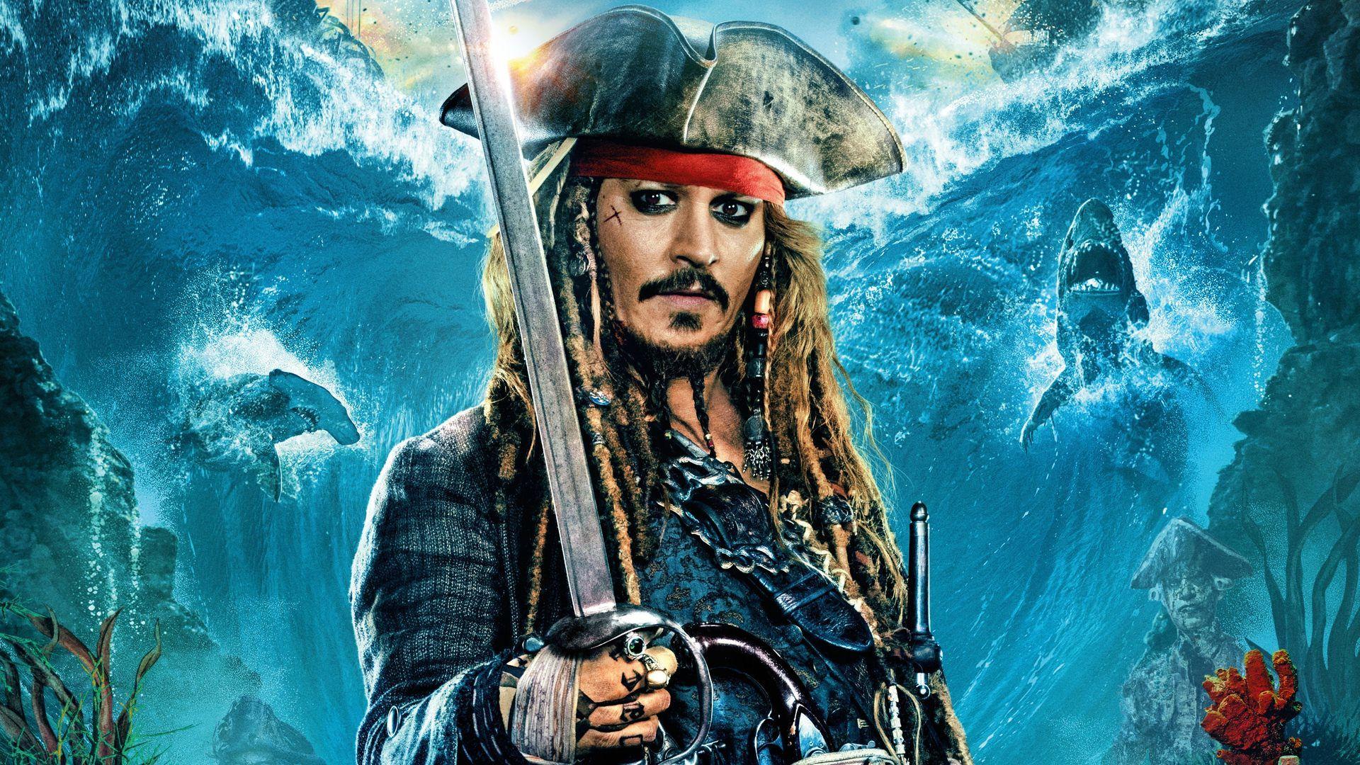 Johnny Depp no volverá a ser Jack Sparrow en 'Piratas del Caribe'