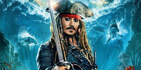 jack sparrow johnny depp piratas caribe