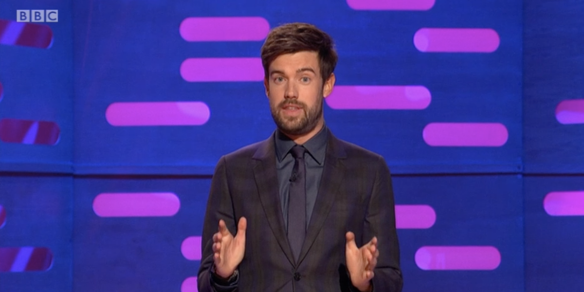 The Graham Norton Show viewers praise Jack Whitehall as he ...
