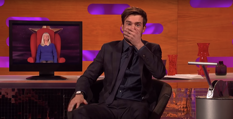 "Jack Whitehall is mortified when audience member calls him ""rude"" while guest hosting Graham Norton Show"