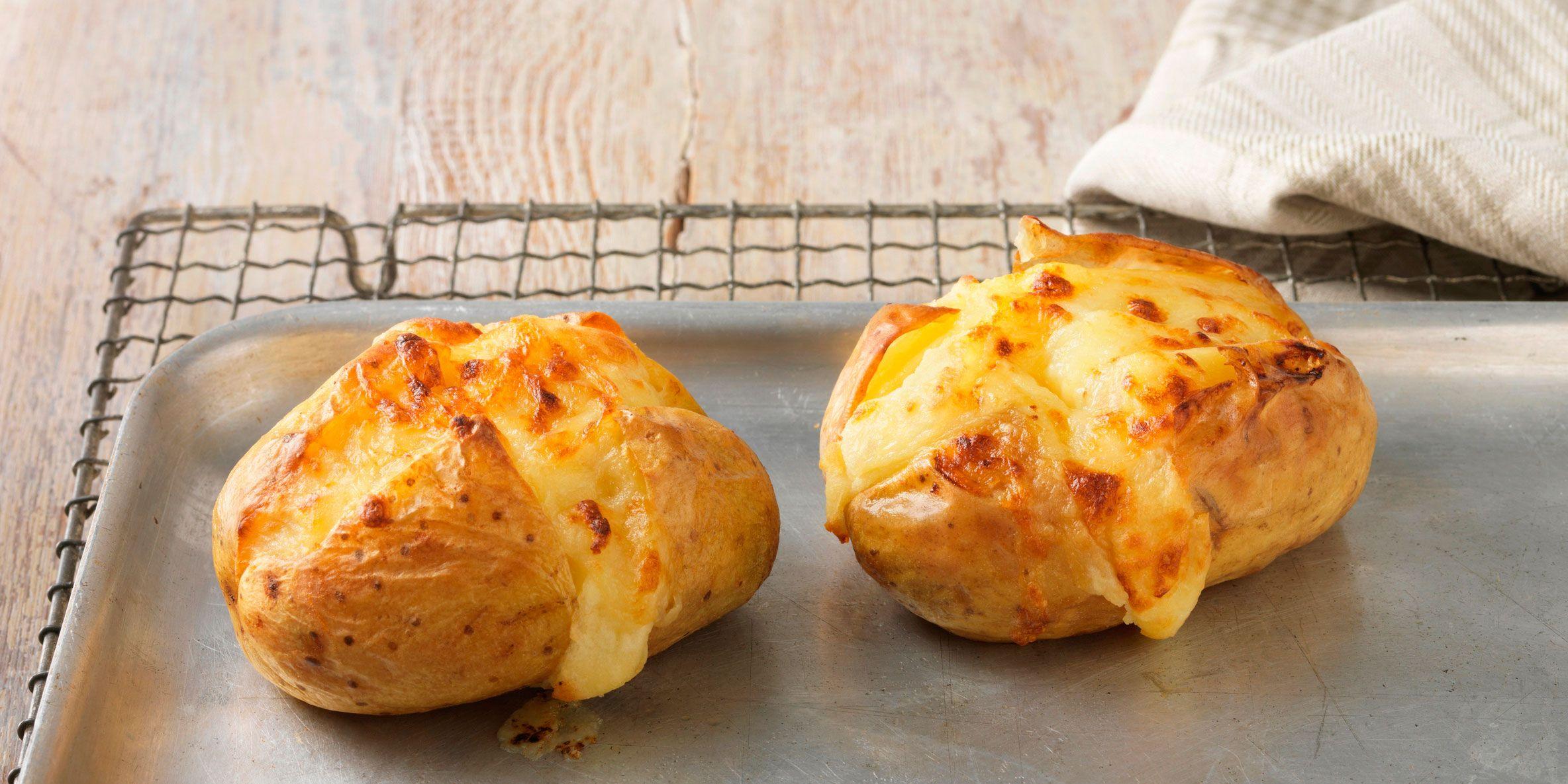 jacket potato recipes