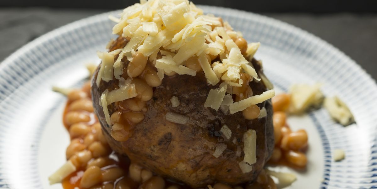 Jacket Potatoes Will Never Be Crispier Than When You Use Bicarbonate Of Soda To Bake Them