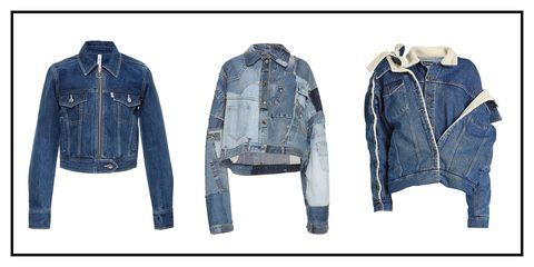 Denim, Clothing, Jeans, Jacket, Outerwear, Textile, Sleeve, Pocket,