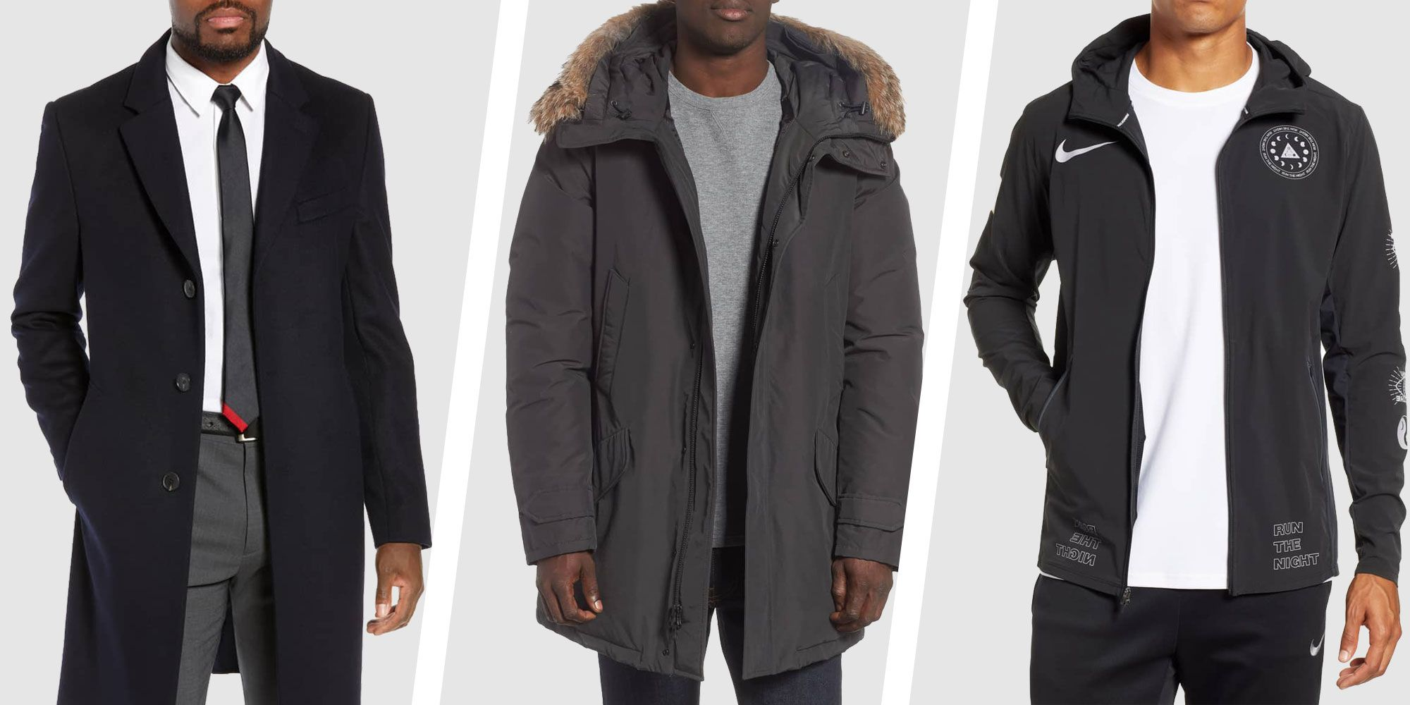 The Best Cold Weather Running Jackets in 2018