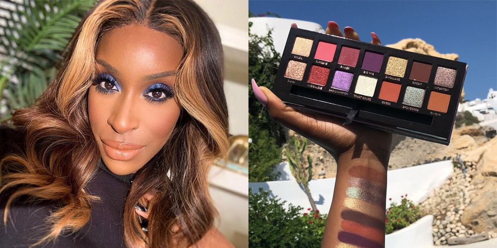 Jackie Aina Announces Anastasia Beverly Hills Palette For