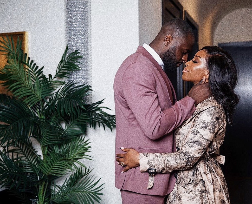 Jackie Aina Got Engaged and Her Ring Will Freaking Blind You