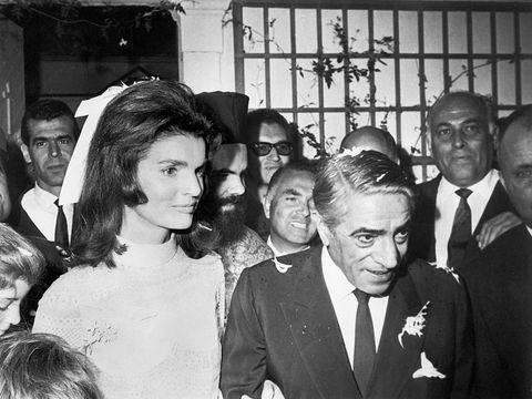 Jackie janet lee excerpt jackie kennedy onassiss complicated jackie and aristotle onassis on their wedding junglespirit Gallery