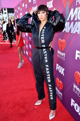 All iHeartRadio Music Awards 2019 Red Carpet Celebrity