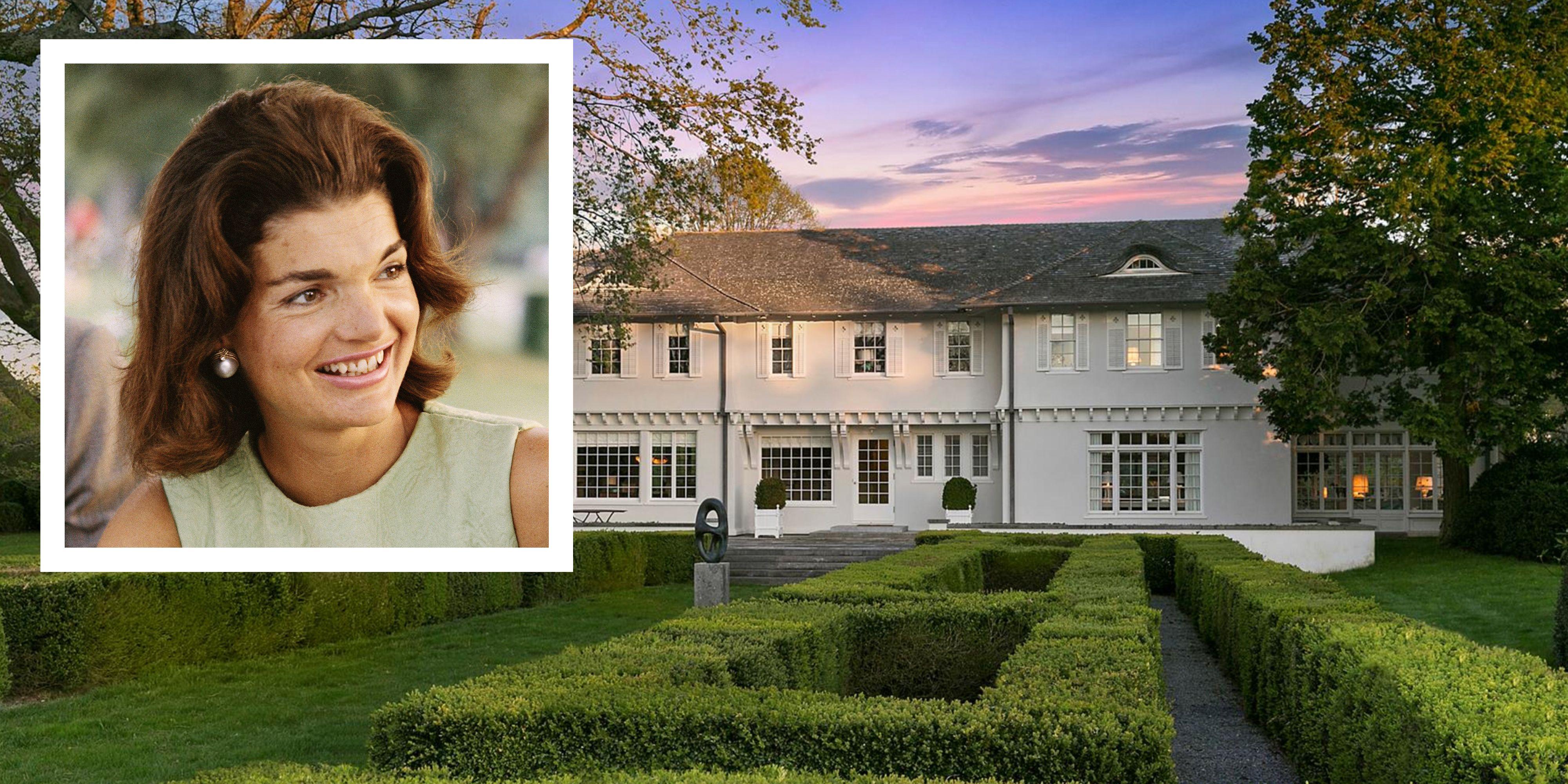 Jackie Kennedy Summer House Reed Krakoff House East Hampton