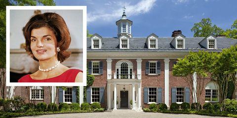 Jackie Kennedy House Merrywood