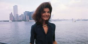 jackie kennedy nyc