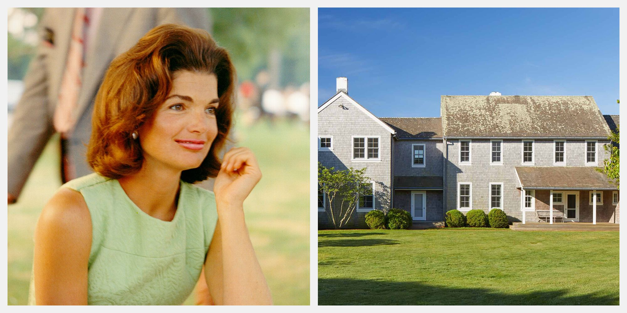Jackie O.'s Martha's Vineyard Estate Is for Sale for $65 Million