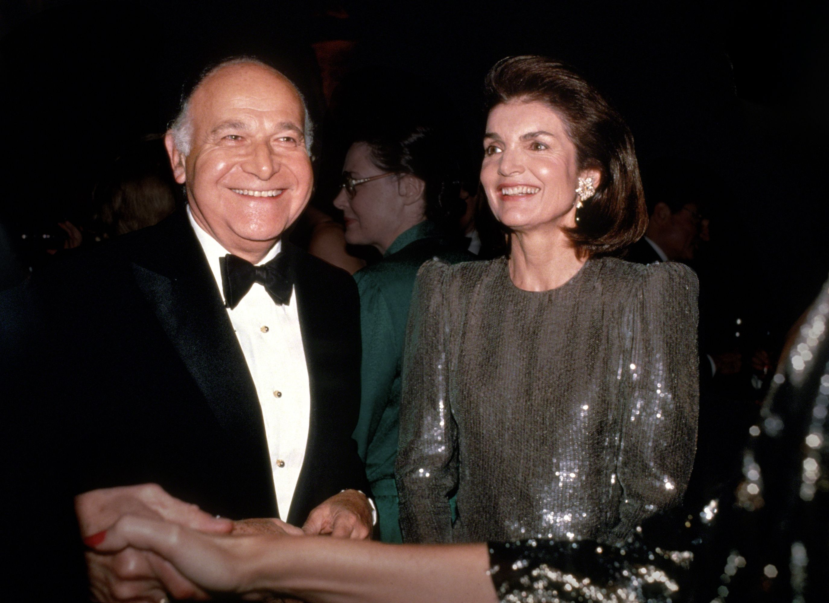 The Last Love of Jackie Kennedy Onassis