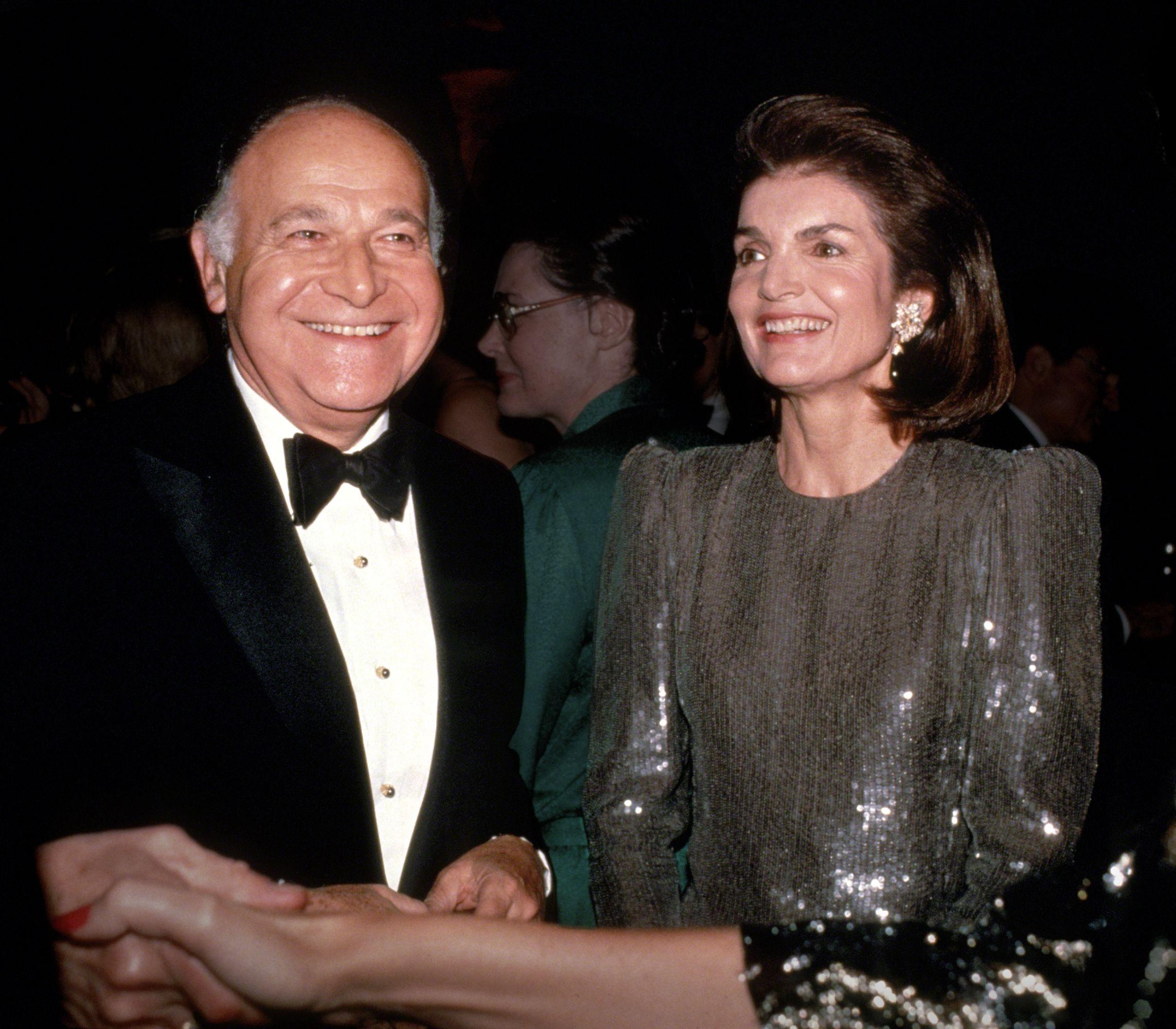 The Last Love of Jackie Kennedy Onassis