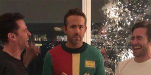 El troleo de Hugh Jackman y Jake Gyllenhaal a Ryan Reynolds