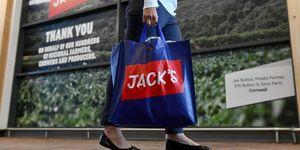 Tesco new store Jack's