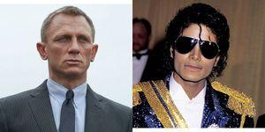 James Bond Daniel Craig Michael Jackson