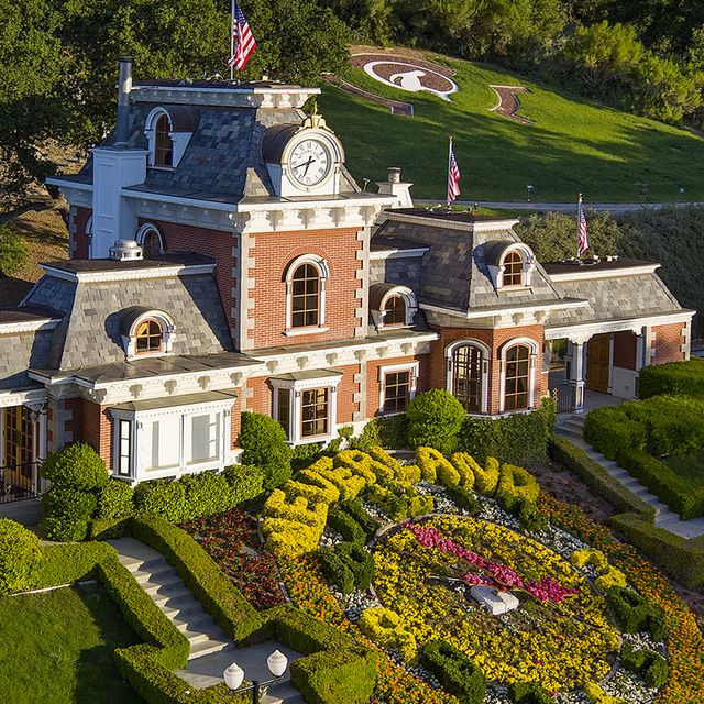 Michael Jackson's Neverland Ranch Is for Sale for $31 Million