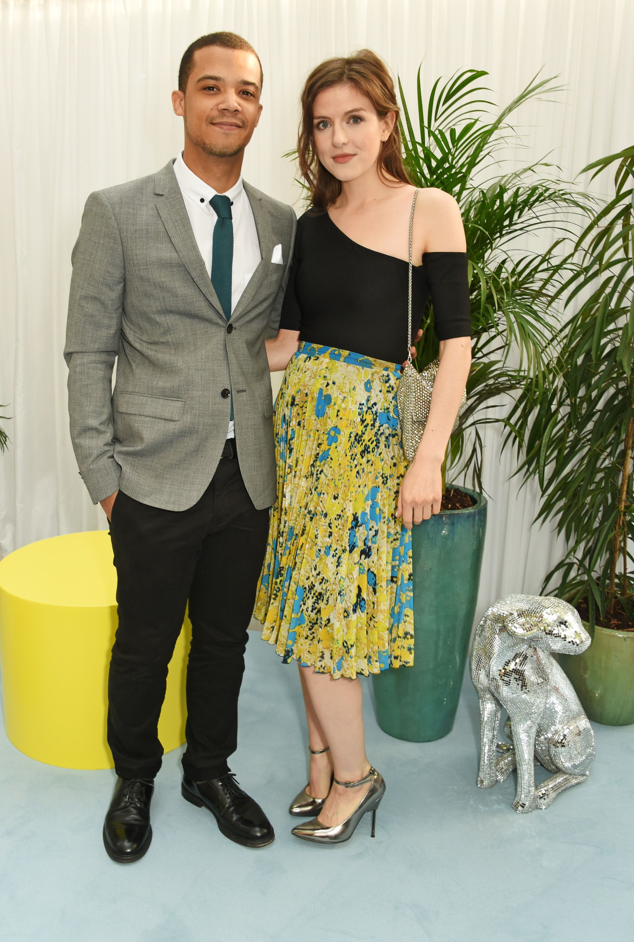 Jacob Anderson (Grey Worm) and Aisling Loftus This pair have been dating for more than six years.