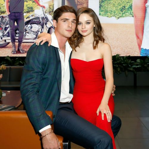 Joey King Talks Working With Ex Jacob Elordi On The Kissing Booth 2