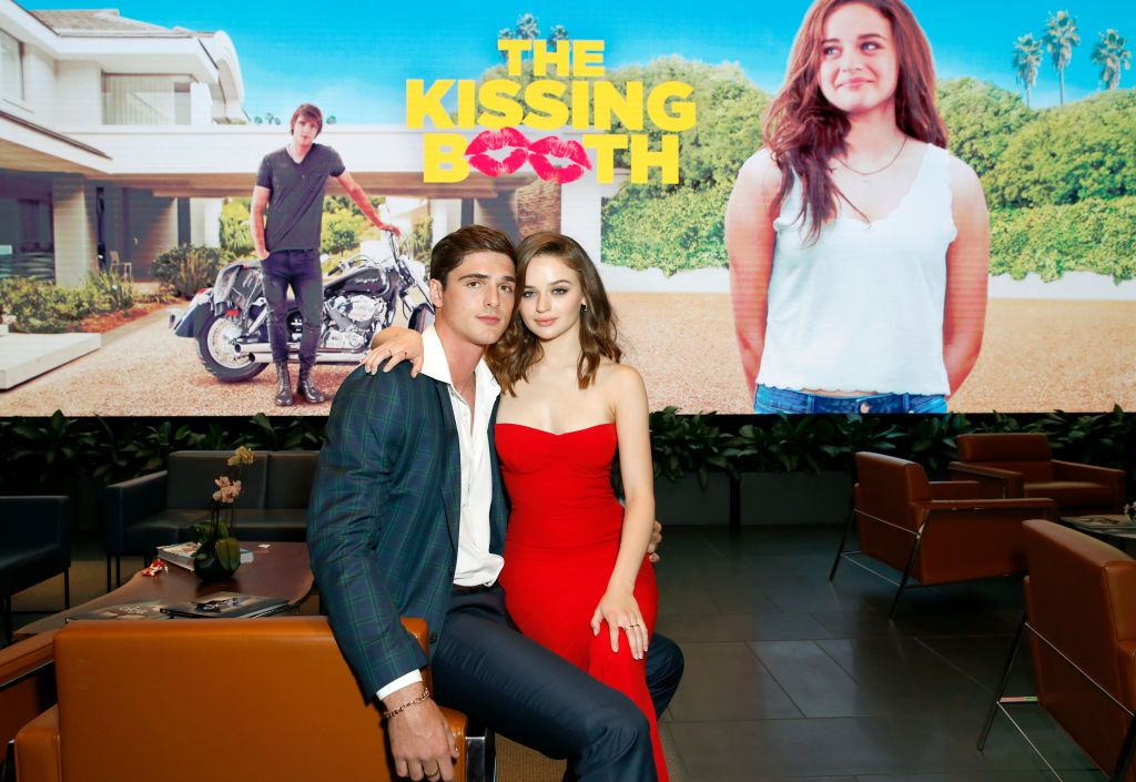 Joey King Says Ex Jacob Elordi Did Watch 'The Kissing Booth 2'