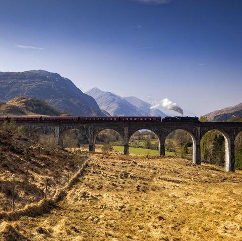 Train journeys UK
