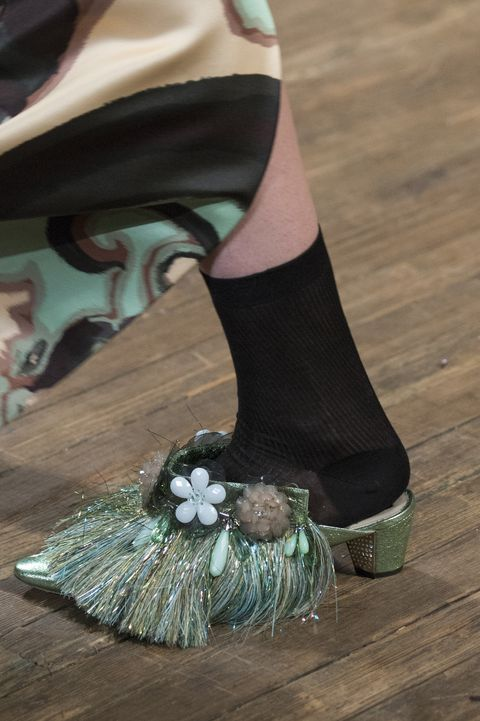527b8286d202 Spring 2018 Shoe Trends - The Hottest Shoe Trends From New York ...
