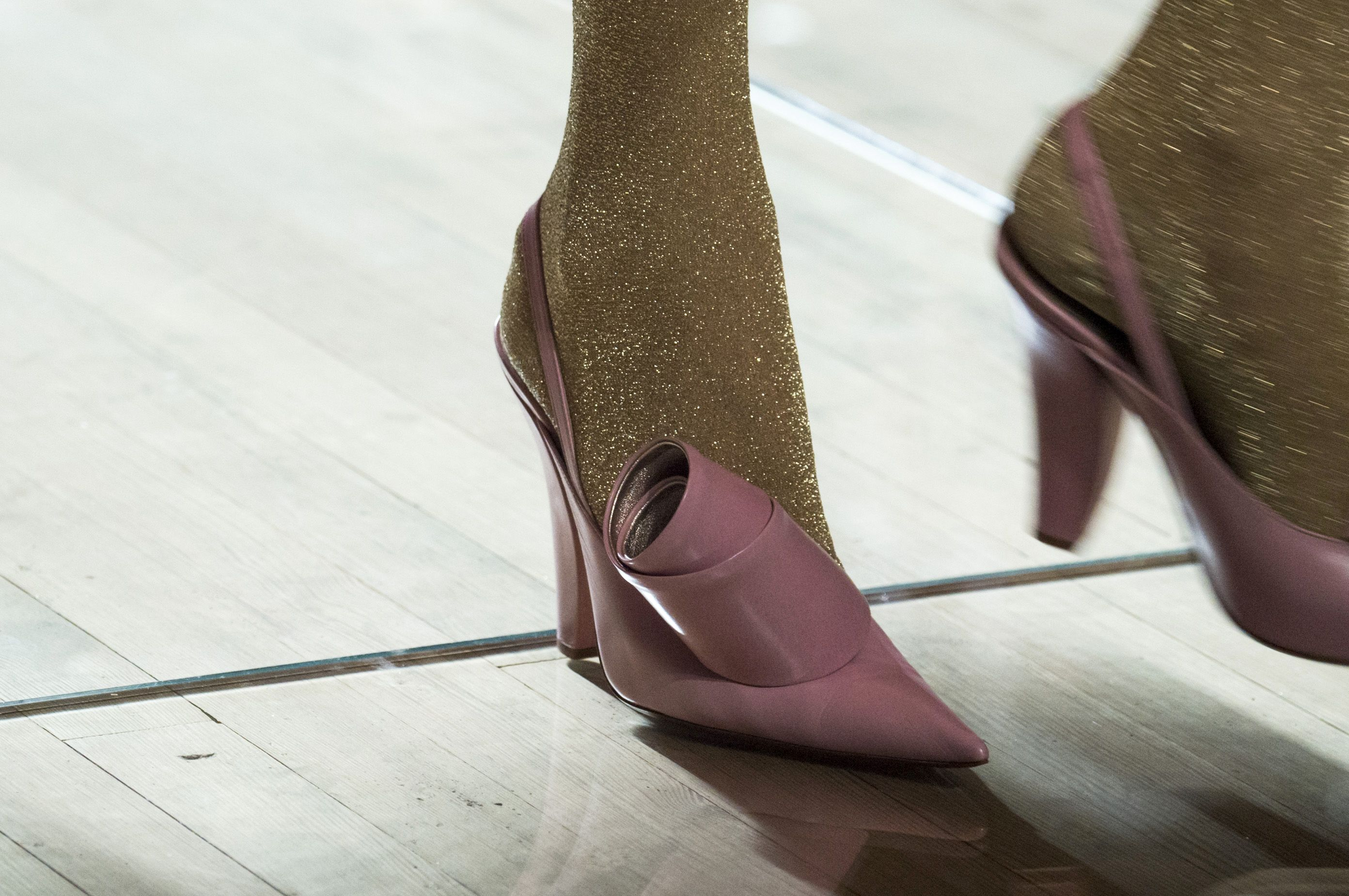 Best Spring 2019 Runway Shoes Spring 2019 Shoe Trends At Fashion Week