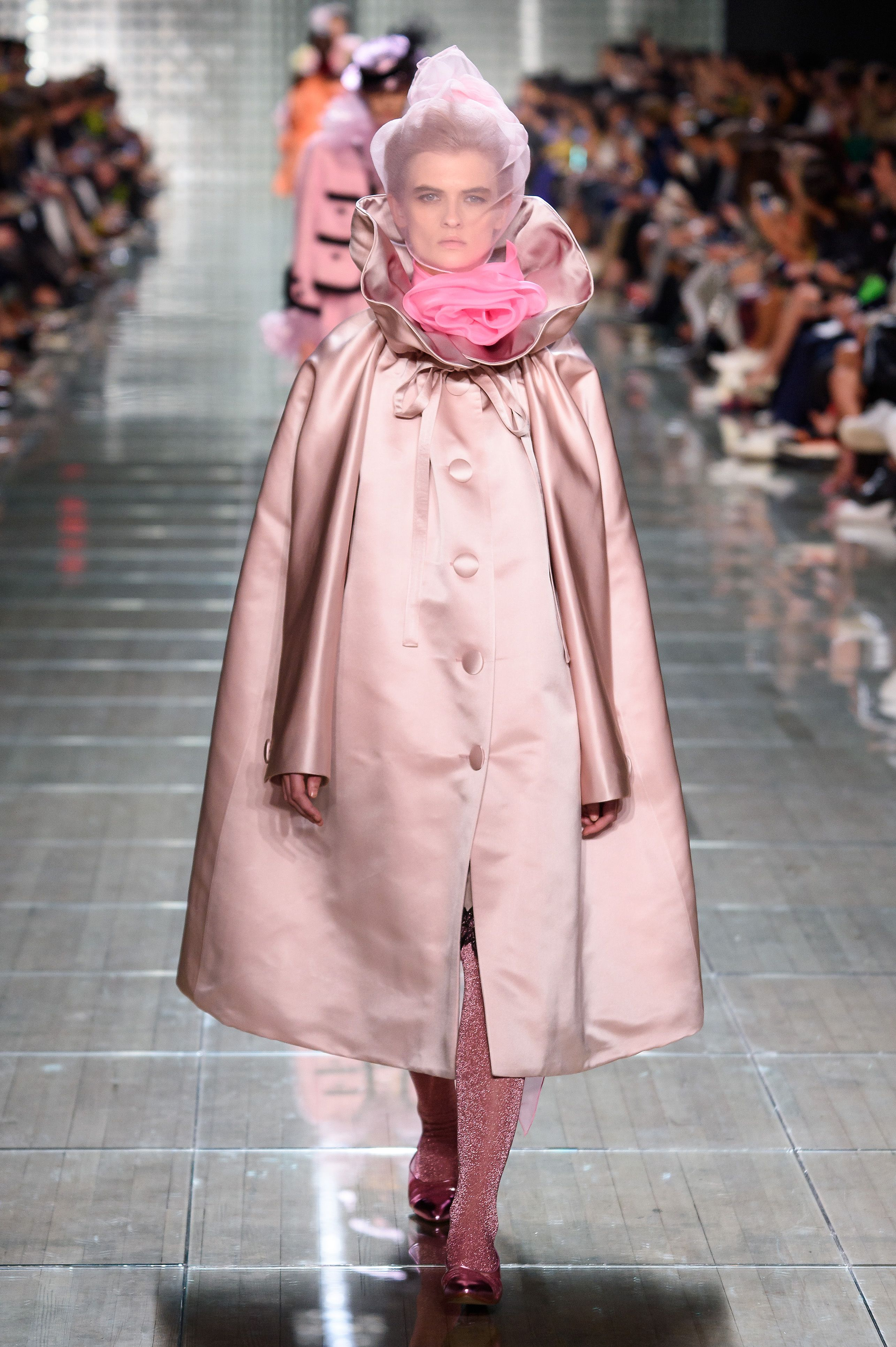 8ef0ed840879 Pink Spring/Summer 2019 Fashion Week - Pink Powered the Spring/Summer 2019  Collections