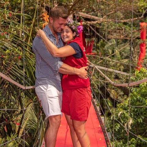 I'm a Celebrity's Jacqueline Jossa denies she is pregnant after social media confusion