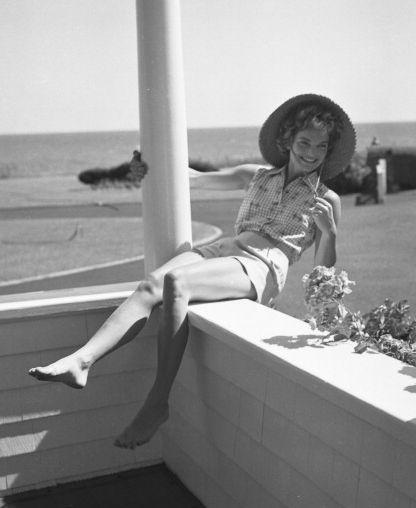 ジャッキー・ケネディ、サマースタイル、夏スタイル、ファッション