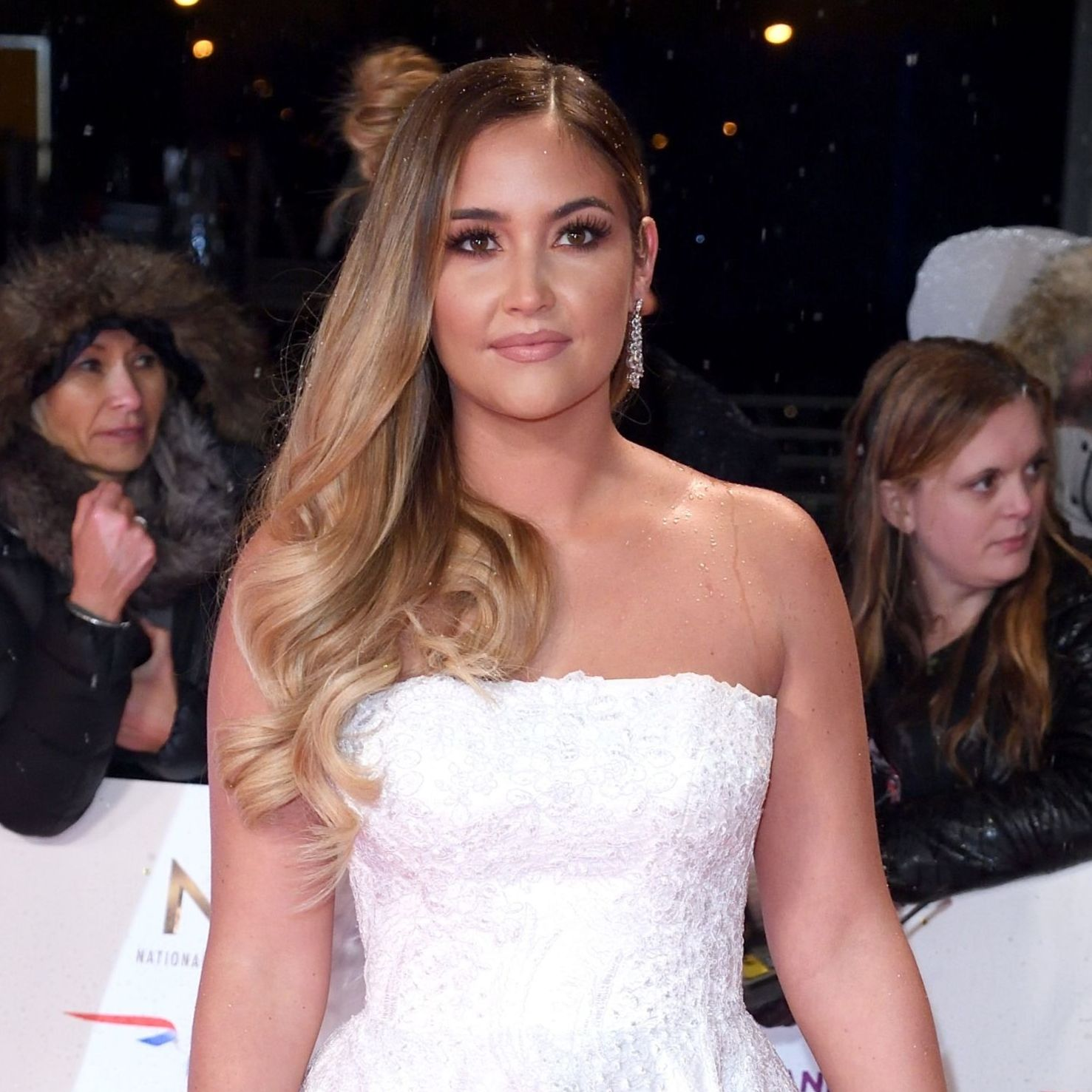 Former EastEnders star Jacqueline Jossa hits back after being asked if she's pregnant
