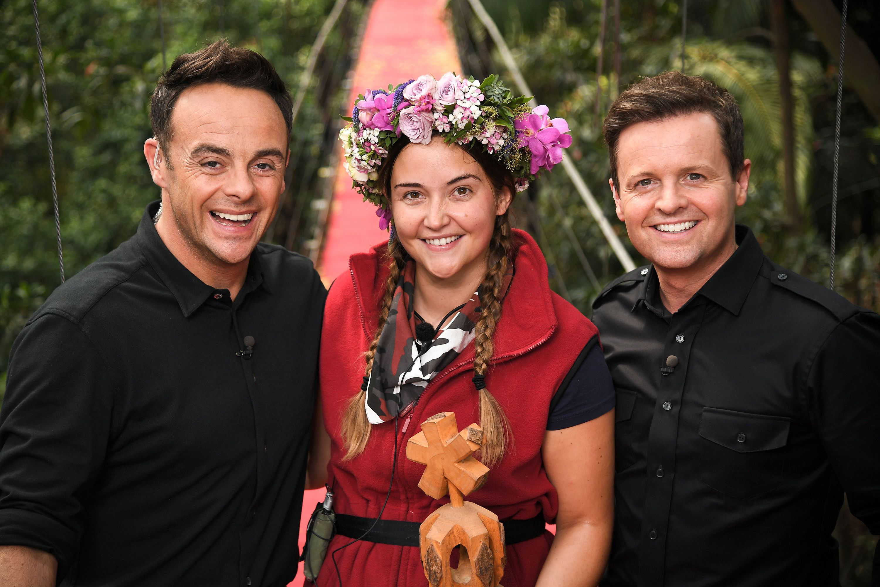 I'm a Celebrity final votes reveal close race for Jacqueline Jossa, Andy Whyment and Roman Kemp