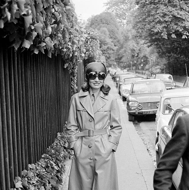 jackie kennedy onassis incognito