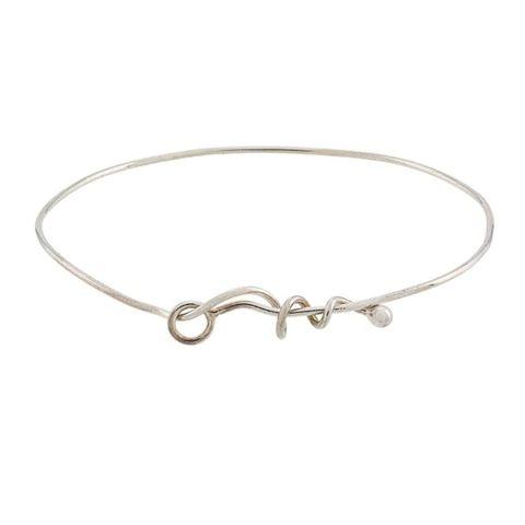 jacqueline rabun zilveren fijne armband